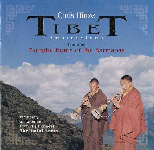 Bild Chris Hinze - Tibet Impressions Featuring Tsurphu Home Of The Karmapas (CD, Album) Schallplatten Ankauf