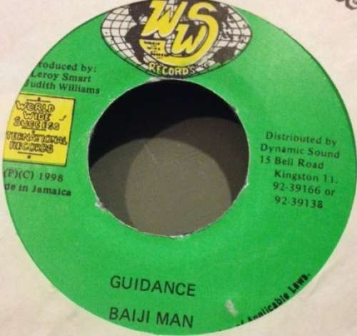 Bild Baiji Man* - Guidance (7) Schallplatten Ankauf