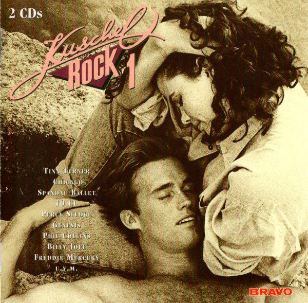 Bild Various - Kuschelrock 1 (2xCD, Comp) Schallplatten Ankauf