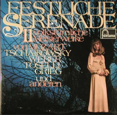 Bild Various - Festliche Serenade: 11 Volkstümliche Meisterwerke (2xLP, Comp) Schallplatten Ankauf