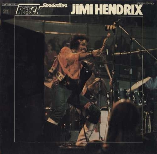 Bild Jimi Hendrix - Rock Sensation (LP, Comp) Schallplatten Ankauf