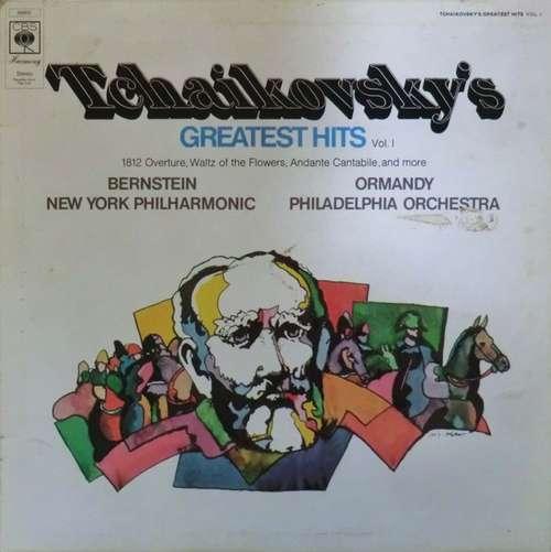 Bild Bernstein* - New York Philharmonic*, Ormandy* - Philadelphia Orchestra* - Tchaikovsky's Greatest Hits (Vol. 1) (LP, Comp) Schallplatten Ankauf