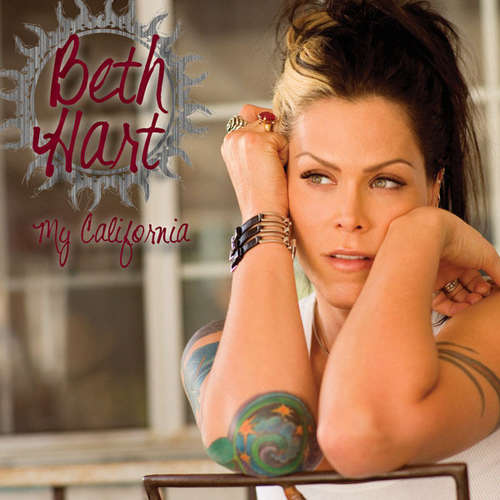 Bild Beth Hart - My California (LP, Album, RE) Schallplatten Ankauf