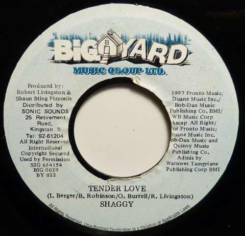 Bild Shaggy - Tender Love (7) Schallplatten Ankauf