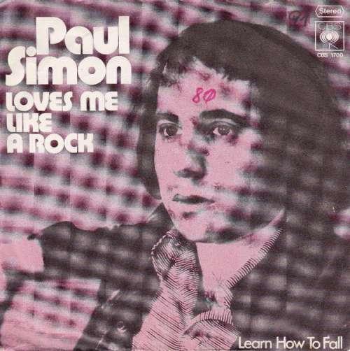 Bild Paul Simon With The Dixie Hummingbirds - Loves Me Like A Rock (7) Schallplatten Ankauf