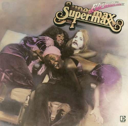 Cover Supermax - Fly With Me (LP, Album) Schallplatten Ankauf