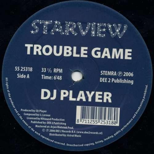 Bild DJ Player - Trouble Game / Sensation (12) Schallplatten Ankauf