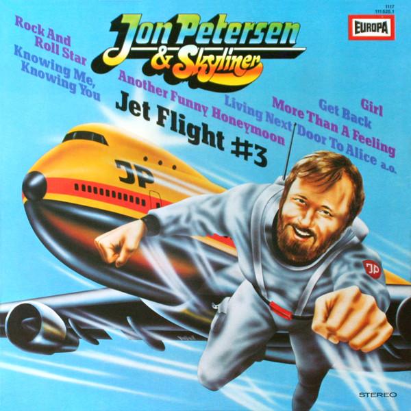 Bild Jon Petersen & Skyliner - Jet Flight #3 (LP, Album) Schallplatten Ankauf