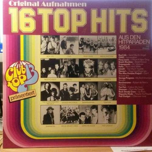 Bild Various - 16 Top Hits Juli / August 1984 (LP, Comp) Schallplatten Ankauf