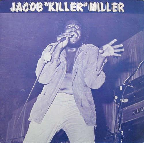 Cover zu Jacob Miller - Jacob Killer Miller (LP, Album) Schallplatten Ankauf