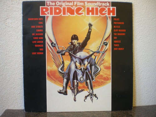 Cover Various - Riding High - The Original Film Soundtrack (LP, Album, Comp) Schallplatten Ankauf