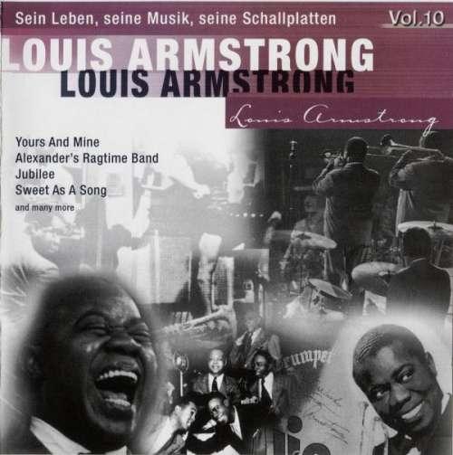 Bild Louis Armstrong • Kenny Baker - Sein Leben, Seine Musik, Seine Schallplatten • Louis Armstrong Interpretiert Von Kenny Baker • Vol. 10 (2xCD, Comp) Schallplatten Ankauf