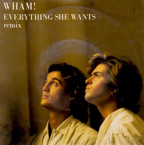 Bild Wham! - Everything She Wants (Remix) (7, Single) Schallplatten Ankauf