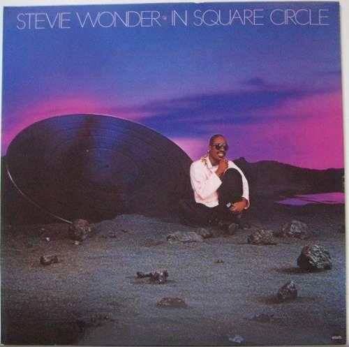 Bild Stevie Wonder - In Square Circle (LP, Album) Schallplatten Ankauf