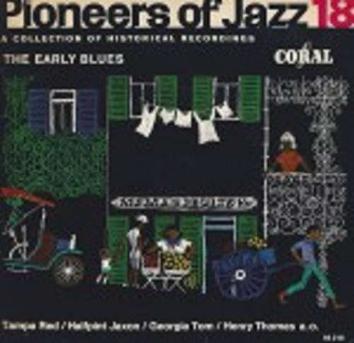 Bild Various - Pioneers Of Jazz Vol. 18: The Early Blues (7, EP, Mono) Schallplatten Ankauf
