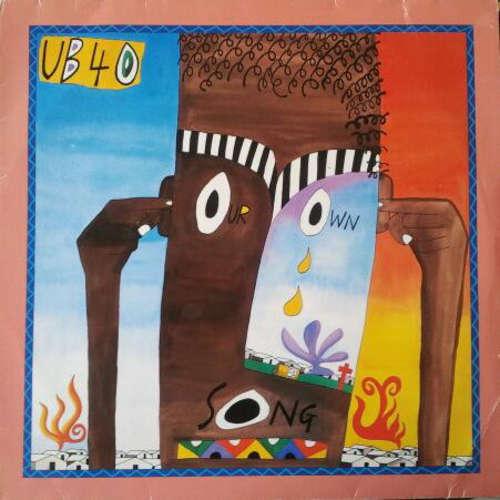 Cover UB40 - Sing Our Own Song (12) Schallplatten Ankauf