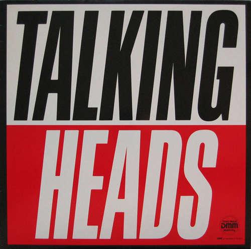 Cover Talking Heads - True Stories (LP, Album, RE, DMM) Schallplatten Ankauf