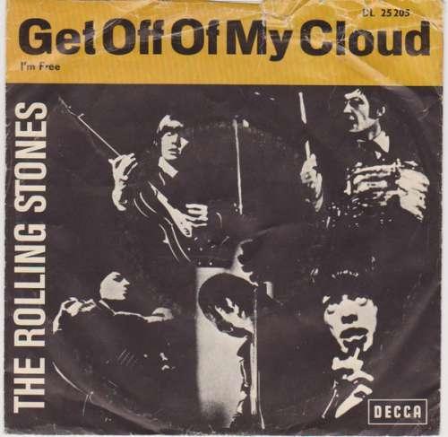 Cover Rolling Stones, The - Get Off Of My Cloud (7, Single) Schallplatten Ankauf