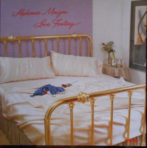 Cover Alphonse Mouzon - Love Fantasy (LP, Album) Schallplatten Ankauf
