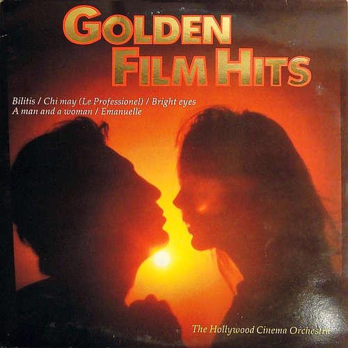 Cover zu The Hollywood Cinema Orchestra - Golden Film Hits (LP) Schallplatten Ankauf