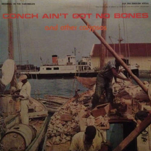 Cover Various - Conch Ain't Got No Bones.... (LP, Comp) Schallplatten Ankauf
