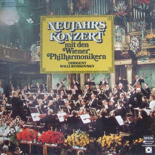 Bild Willi Boskovsky, Wiener Philharmoniker - Neujahres Konzert Mit Den Wiener Philharmonikern (2xLP, Club) Schallplatten Ankauf