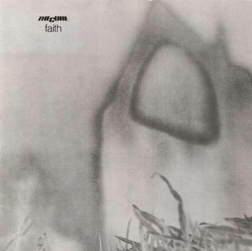 Cover The Cure - Faith (LP, Album) Schallplatten Ankauf