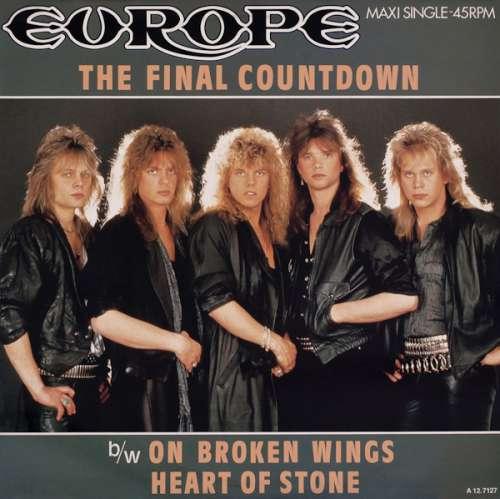 Cover Europe (2) - The Final Countdown (12, Maxi) Schallplatten Ankauf