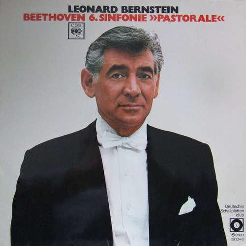Bild Beethoven* - New Yorker Philharmoniker*, Leonard Bernstein - Beethoven 6. Sinfonie Pastorale (LP, Club) Schallplatten Ankauf