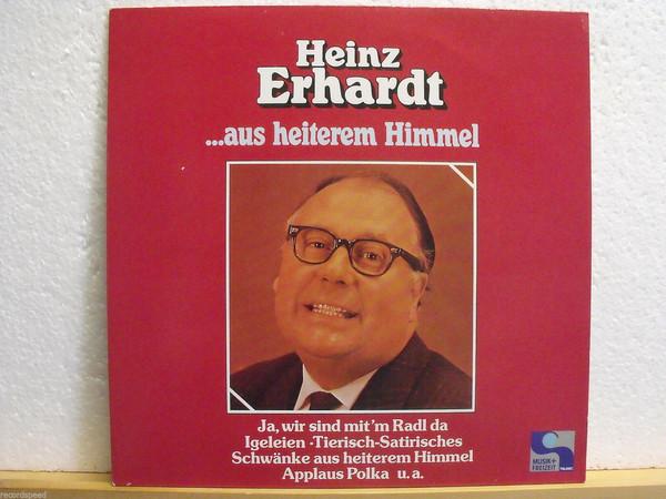Bild Heinz Erhardt - ...Aus Heiterem Himmel (LP, Comp) Schallplatten Ankauf