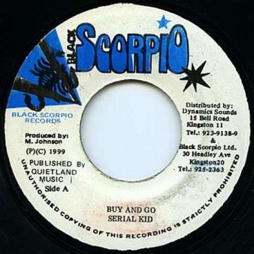Cover Serial Kid - Buy And Go (7) Schallplatten Ankauf