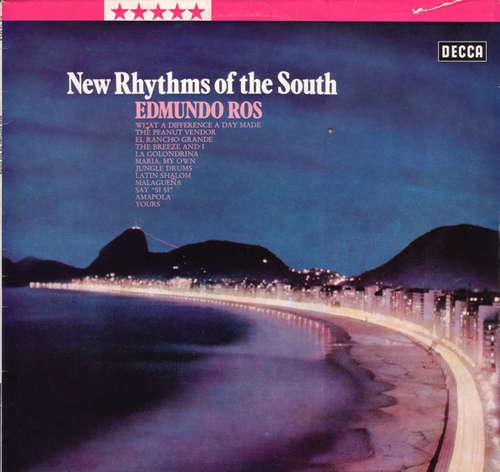 Cover Edmundo Ros & His Orchestra - New Rhythms Of The South (LP, Album) Schallplatten Ankauf