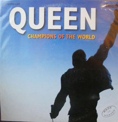 Cover Queen - Champions Of The World (Laserdisc, 12, PAL) Schallplatten Ankauf