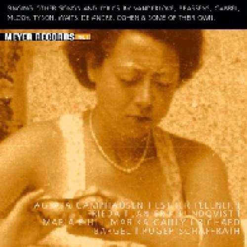 Cover Various - Meyer Records Vol 1 (LP, Album, Smplr, 180) Schallplatten Ankauf