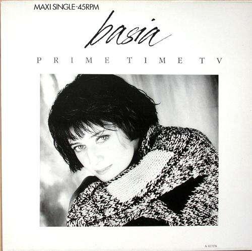 Bild Basia - Prime Time TV (12, Maxi) Schallplatten Ankauf
