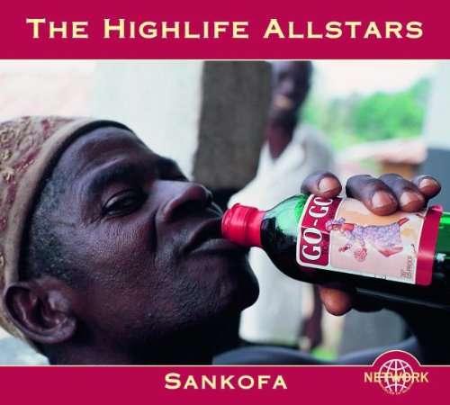 Cover The Highlife Allstars - Sankofa (CD, Album) Schallplatten Ankauf
