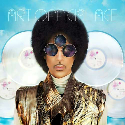 Cover Prince - Art Official Age (2xLP, Album) Schallplatten Ankauf