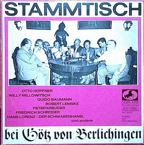 Cover zu Various - Stammtisch - Bei Götz Von Berlichingen (10) Schallplatten Ankauf