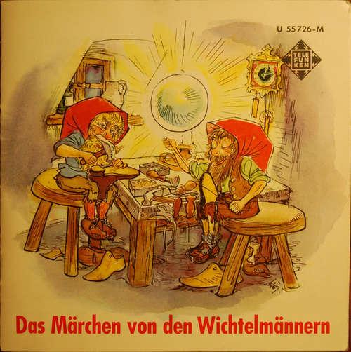 Cover zu Various - Das Märchen Von Den Wichtelmännern (7) Schallplatten Ankauf