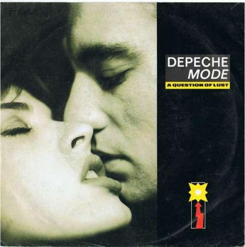 Cover Depeche Mode - A Question Of Lust (7, Single) Schallplatten Ankauf