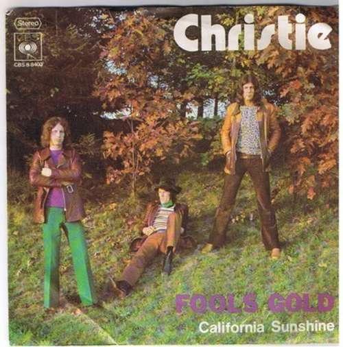 Bild Christie - Fools Gold (7, Single) Schallplatten Ankauf
