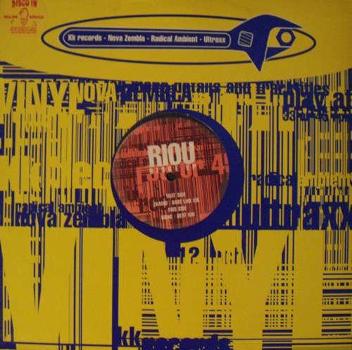 Cover Riou - Biske EP (12) Schallplatten Ankauf