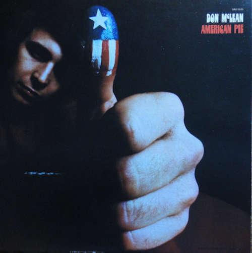 Cover zu Don McLean - American Pie (LP, Album, RE) Schallplatten Ankauf