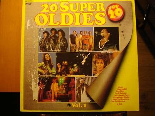 Bild Various - 20 Super Oldies Vol. 1 (LP, Comp) Schallplatten Ankauf