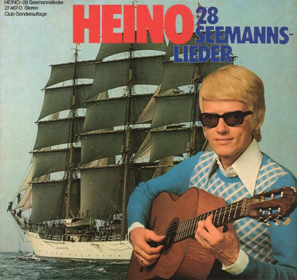 Bild Heino - 28 Seemannslieder (LP, Comp, Club) Schallplatten Ankauf