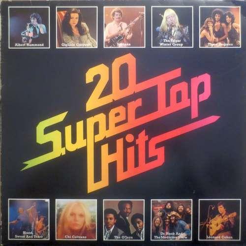 Bild Various - 20 Super Top Hits (LP, Comp, Club) Schallplatten Ankauf