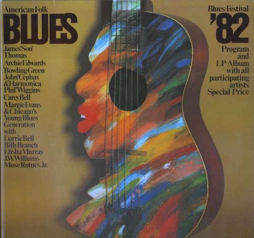 Cover zu Various - American Folk Blues Festival '82 (LP, Album) Schallplatten Ankauf