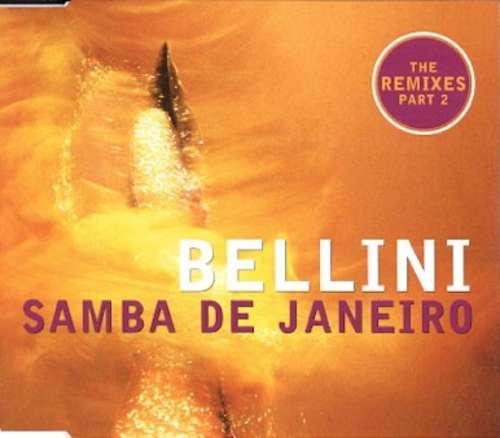 Cover Samba De Janeiro (The Remixes Part 2) Schallplatten Ankauf