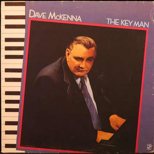 Cover Dave McKenna - The Key Man  (LP, Album) Schallplatten Ankauf