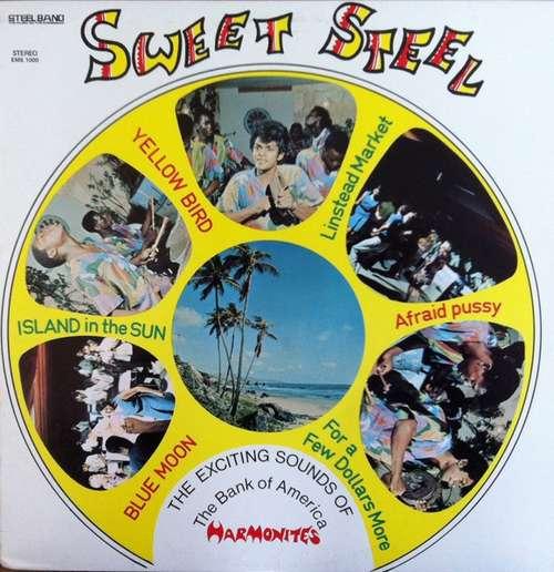 Bild The Bank Of America Harmonites - Sweet Steel - The Exciting Sounds Of The Bank Of America Harmonites (LP, Album) Schallplatten Ankauf